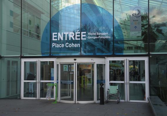 Hôpital Pompidou : 8 blocs opératoires sur 9 ont rouvert