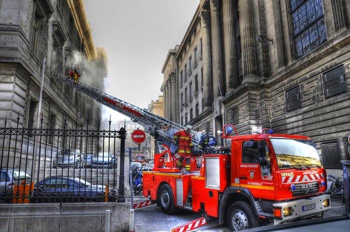 Infarctus : les pompiers sont plus à risque