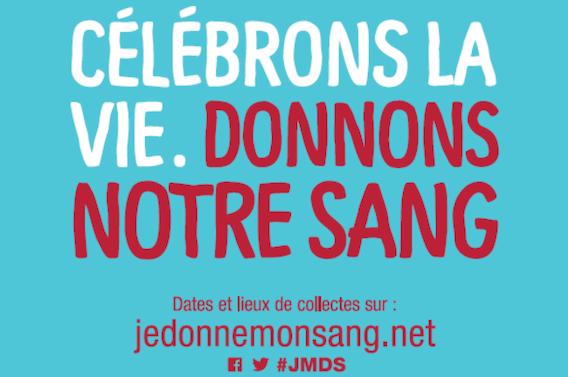 Don de sang : 300 collectes en France ce dimanche