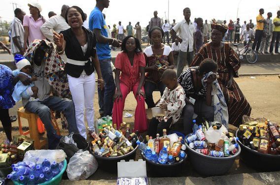 Nigeria : la \