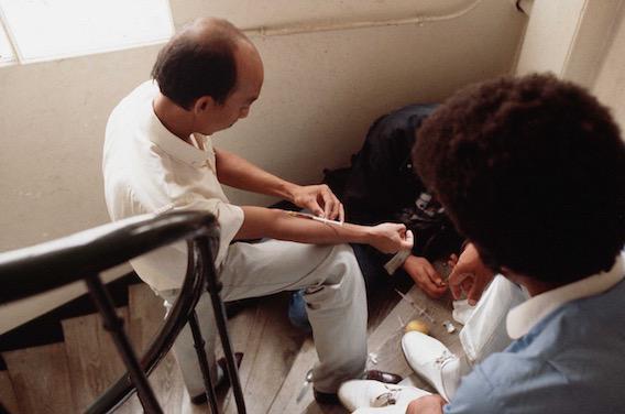Etats-Unis :  explosion des cas de sida dans l'Indiana