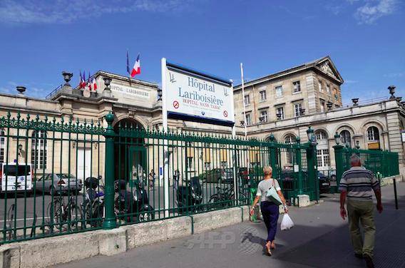La première salle de shoot française verra le jour à l'Hôpital Lariboisière