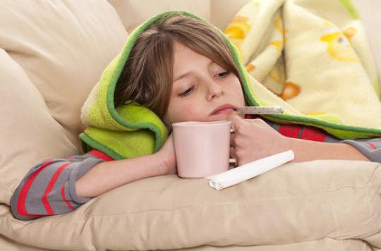 Grippe : l'épidémie déclarée dans 9 régions sur 13