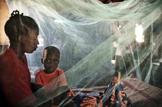 Guinée : Ebola aggrave l'épidémie de paludisme