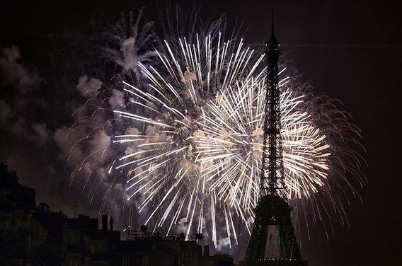 Festivités du 14 juillet : les feux d'artifice aggravent la pollution de l'air