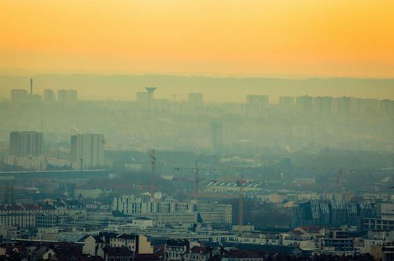 Pollution : des pics attendus à Paris et en Normandie