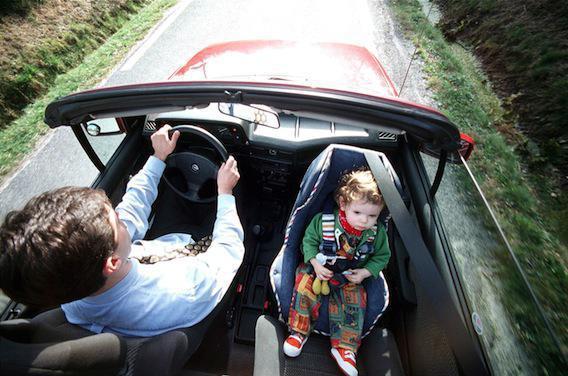 Sécurité routière : deux enfants sur trois sont mal attachés