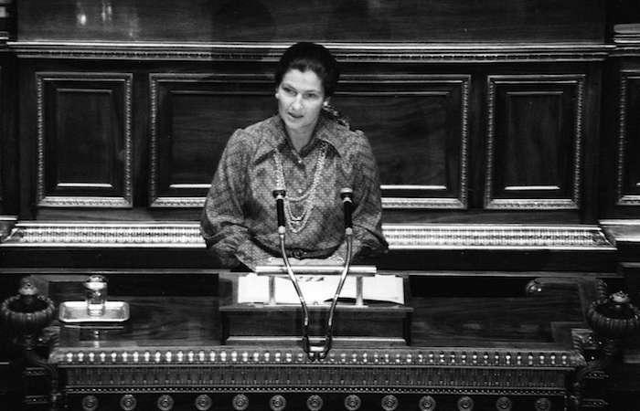 Simone Veil : les combats d'une vie