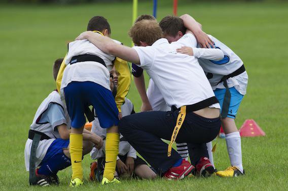 Rugby à l'école : des chercheurs alertent sur les risques