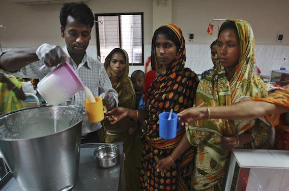 Choléra : un vaccin oral prouve son efficacité