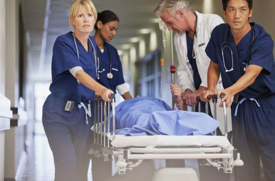 AVC : 200 000 personnes hospitalisées en un an