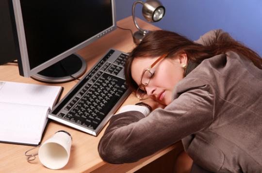 Santé des étudiants :  64 % dorment mal à cause du stress