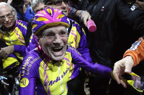 Robert Marchand : les secrets d'un record de l'heure à vélo