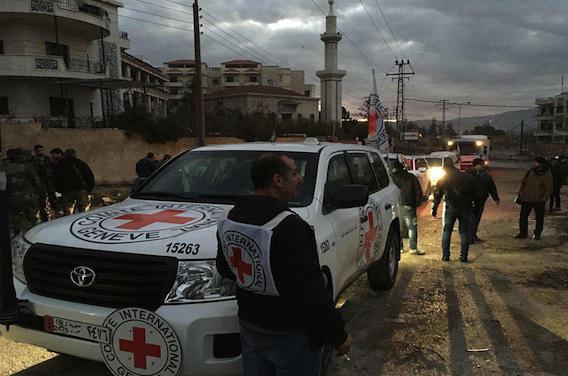 Syrie : l'aide humanitaire arrive enfin à Madaya