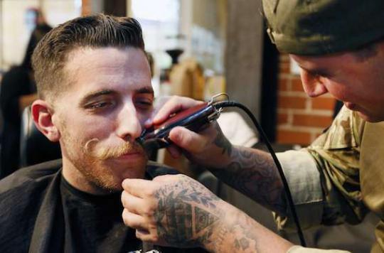 Movember : une moustache comme ruban