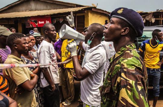 Ebola : l'épidémie au Libéria éradiquée dans les trois mois