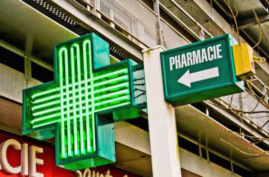 Livre blanc : une pharmacie ferme tous les deux jours