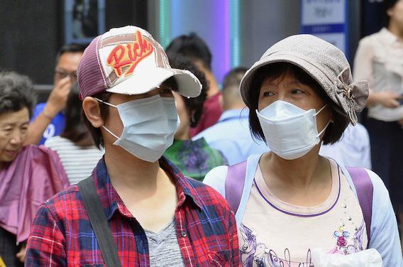 Coronavirus : panique en Corée du Sud