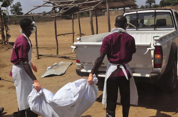 Ebola : un nouveau cas mortel identifié en Sierra Leone