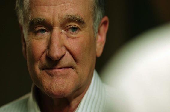 Robin Williams : l'enfer de sa démence raconté par sa veuve