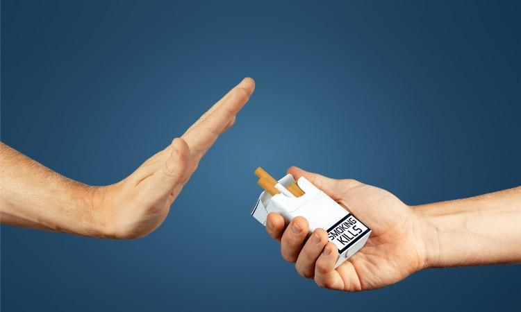 Tabac : le risque de cancer du poumon ne disparaît jamais totalement pour un ex-fumeur