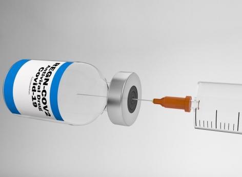 Les États-Unis autorisent le Regeneron, le médicament utilisé sur Donald Trump