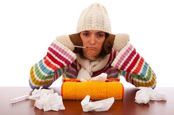 Dormir peu nous rend plus vulnérable au rhume