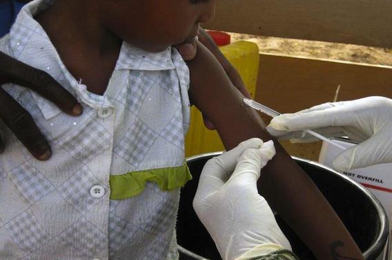 Rougeole : l'OMS alerte sur une stagnation de la vaccination