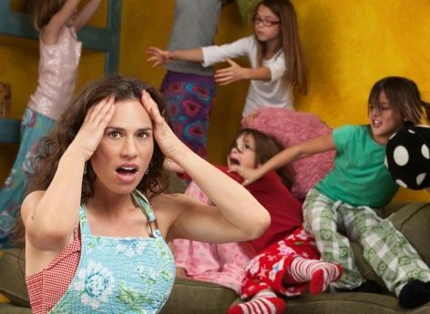 Comment intervenir auprès des enfants des autres ?