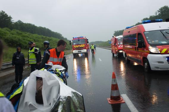 Sécurité routière : une nouvelle campagne choc