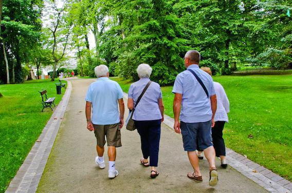 Seniors : moins de dépendance, plus de handicaps légers