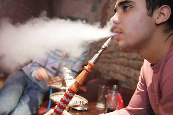 Chicha : 10 fois plus de monoxyde de carbone que dans le tabac