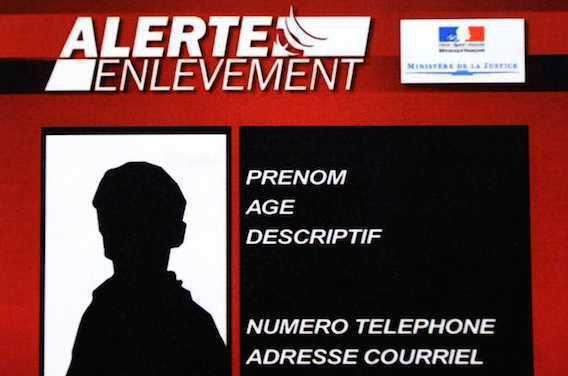 Alerte enlèvement : un dispositif toujours aussi efficace