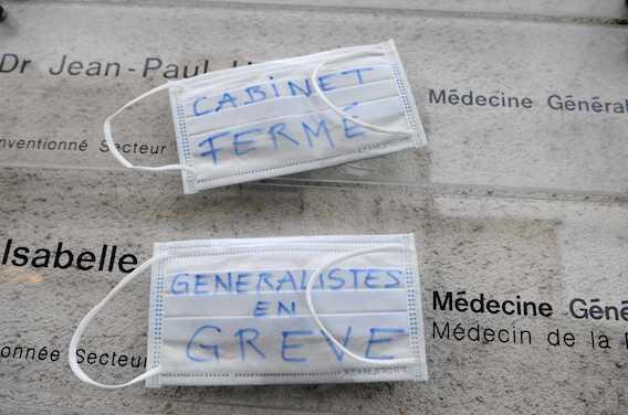 Médecine générale : la fronde des praticiens de Roanne