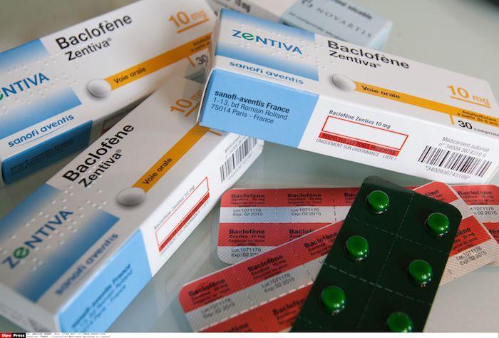 Baclofène : l'ANSM réduit la dose maximale de prescription
