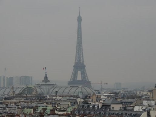 La pollution de l'air coûte 1400 milliards d'euros par an à l'Europe