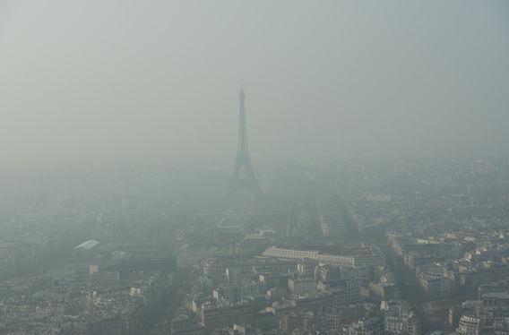 Pollution : une facture de 1 à 2 milliards d'euros en frais médicaux