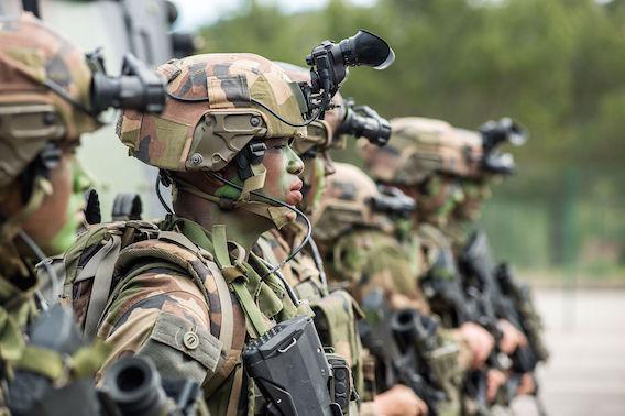 Compléments alimentaires : des militaires mieux armés, plus musclés