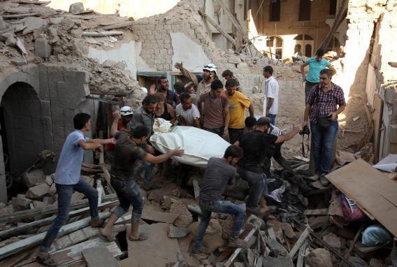 Syrie : un hôpital du sud détruit par les tirs aériens