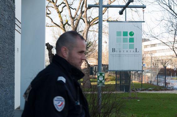 Essai clinique à Rennes : le patient est décédé