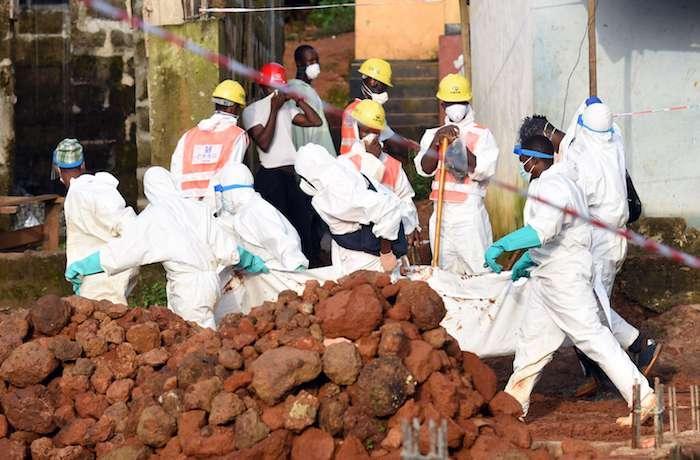 Sierra Leone : l'OMS tente d'éviter les épidémies
