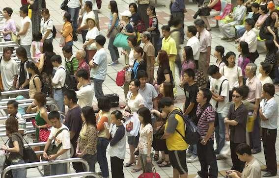 95 % de la population mondiale a des problèmes de santé