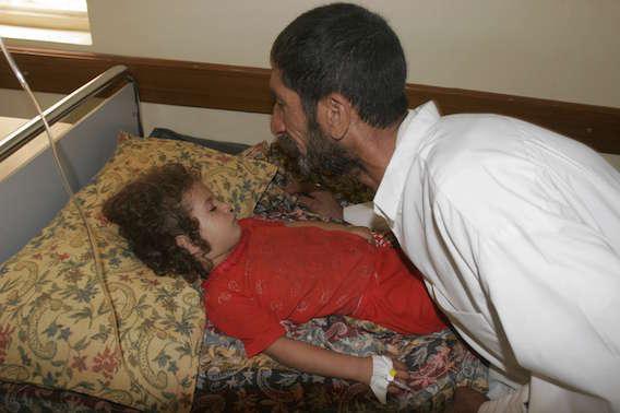 Choléra: l'épidémie en Syrie menace de traverser les frontières