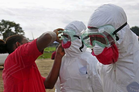 Ebola : un test fiable en 12 minutes