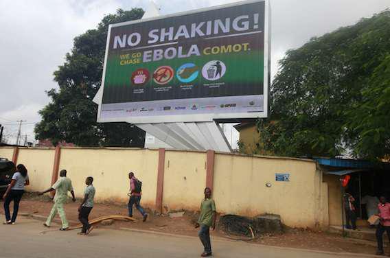 Ebola : Twitter avait trois jours d'avance sur les autorités