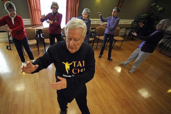 Sport et seniors : une pratique trop intense est risquée