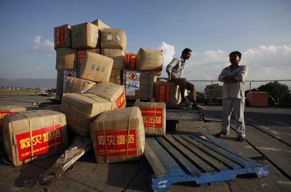 Népal : embouteillage de l'aide humanitaire