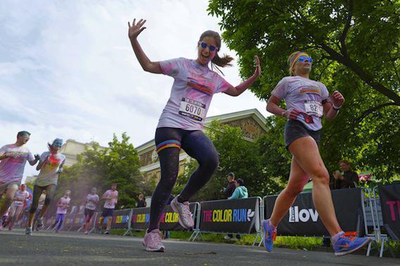 La course à pied agit sur le cerveau comme le cannabis