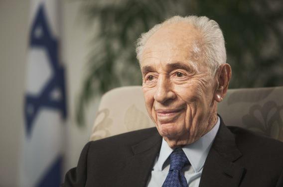 Shimon Peres hospitalisé pour une arythmie cardiaque