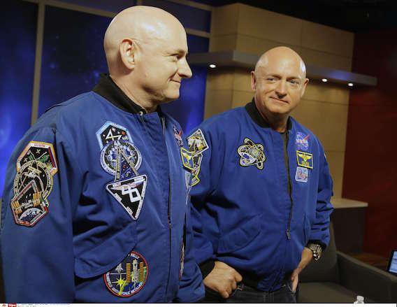 Le séjour dans l'espace de Scott Kelly a modifié son ADN